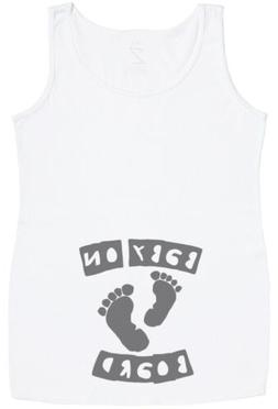 Baby On Board Maternity Vest Top