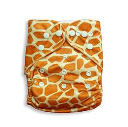 Lil' Eco's Cloth Pocket Diaper and Free Mirofiber Insert