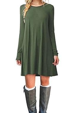 TOPONSKY Women's Easter Casual Umgee Clothing Plain Labor Si