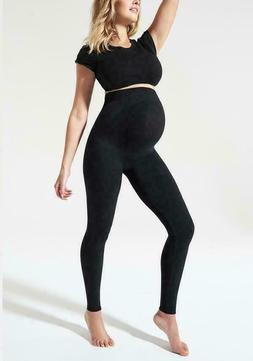BLANQI Everyday Maternity Support Leggings in Black Size S
