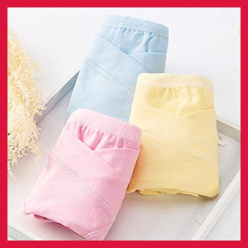 5 Women's Bump Cotton Maternity Healthy Underwear