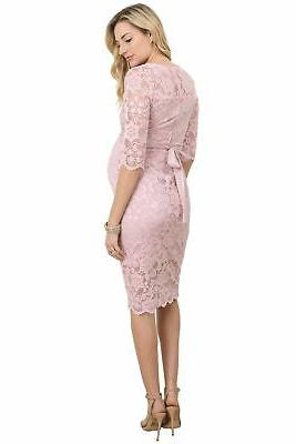 Hello Miz shower floral Lace Dress Large