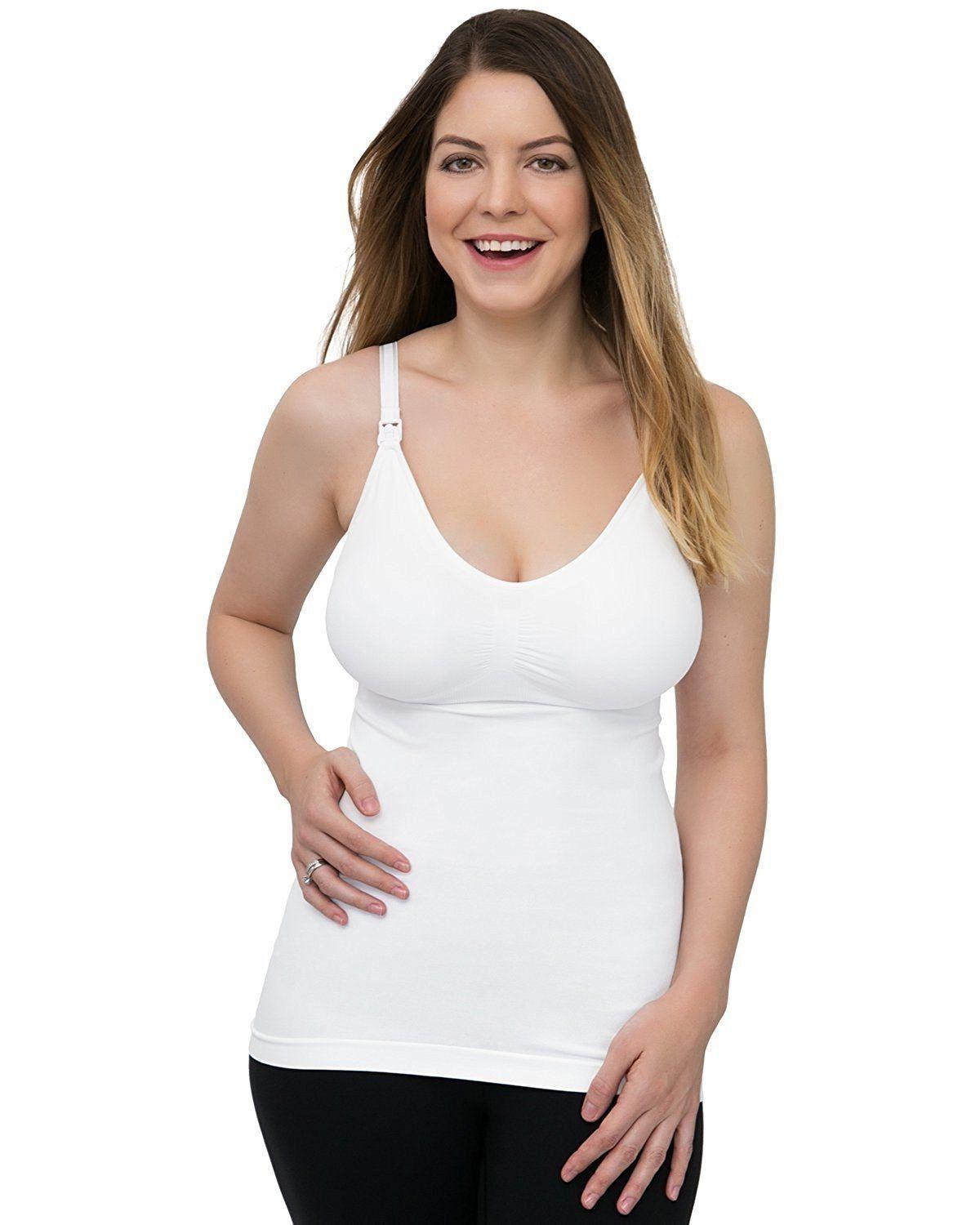 Kindred Bravely Simply Sublime Maternity & Nursing Tank with