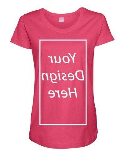 Add Your Own and Design Maternity DT T-Shirt