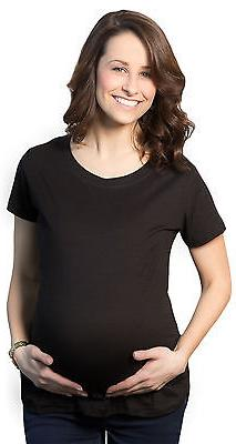 Cheap Maternity Shirts Blank Pregnancy Shirts Plain I'm Preg