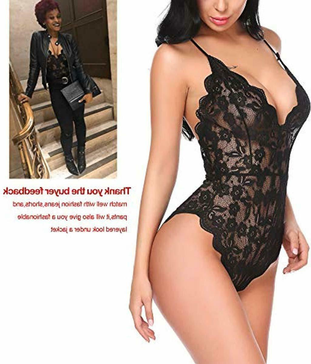 Clothing Women Teddy One Bodysuit
