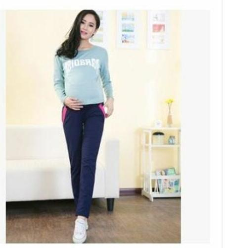 Elastic Waist trousers Clothes For Pregnant