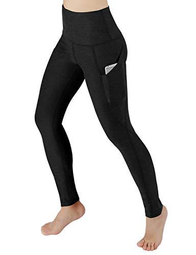 high waist out pocket yoga pants tummy
