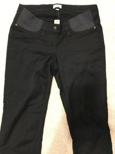 J pull-on toothpick black size 30 Baby