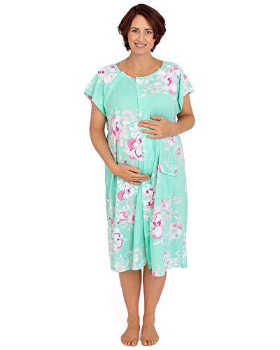 labor delivery gown