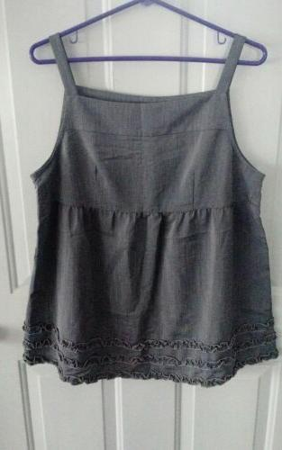 Lot of 5 tops and dress, small/medium