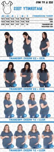 Maternity Baby Shirt Funny Announcement Pregnant T