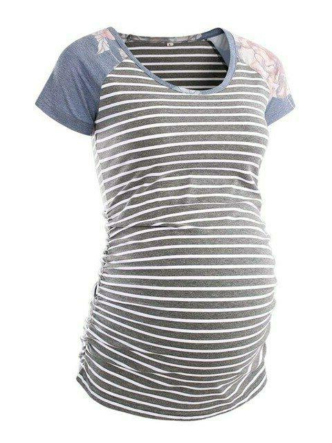 Maternity Clothes Baby Cute Pregnancy T-Shirt