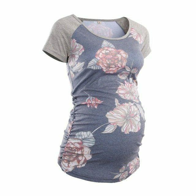 Maternity Clothes Women Baby Cute T-Shirt
