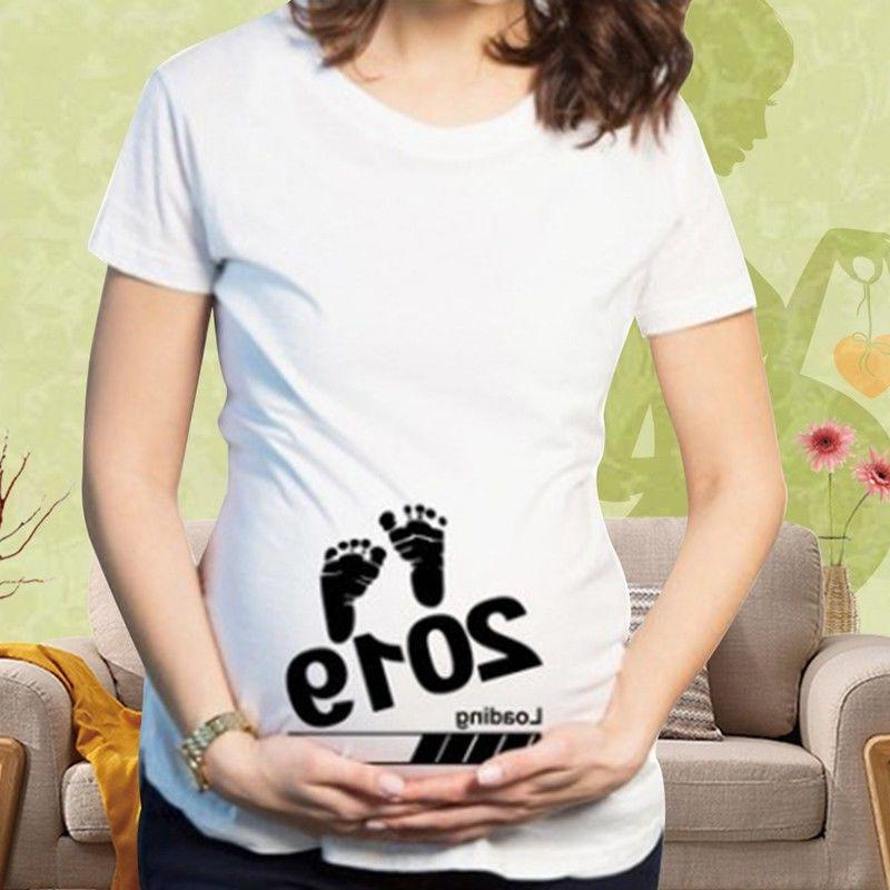 Maternity Funny Top