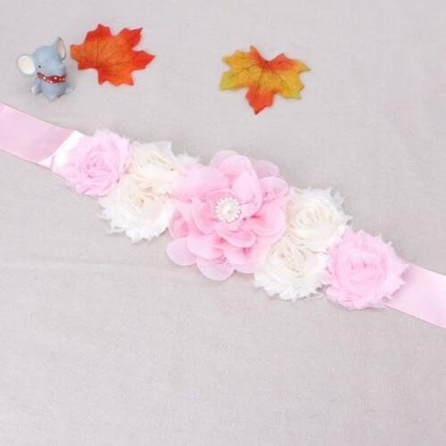 Maternity Sash Shooting Props Waistband