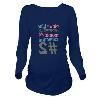 mommy s expecting 2 t shirt long