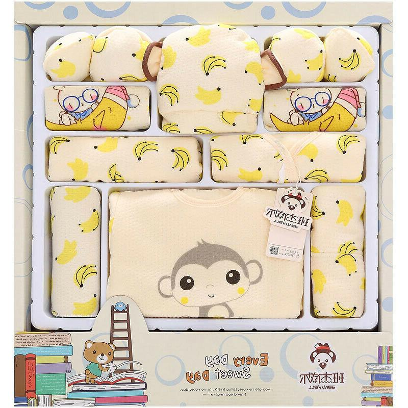 Neonatal Clothing Cotton Layette Set Novelty Supplies