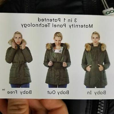 NWT in 1 Parka
