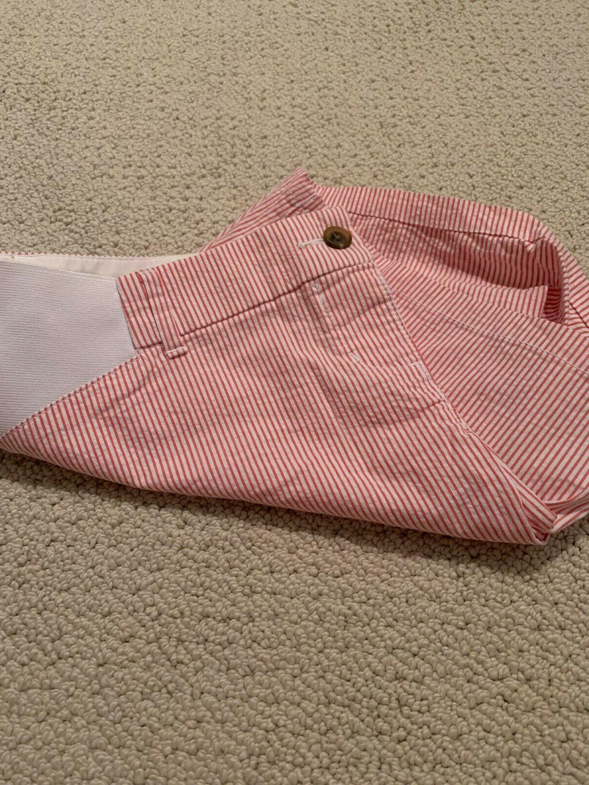 NWT Out Inseam Maternity Side Panel Twill Shorts