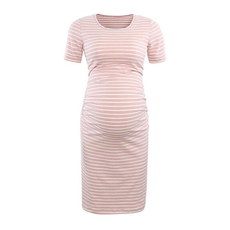 Pregnant Summer Dress Maternity Clothes