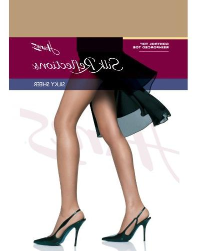 silk reflections silky sheer hosiery