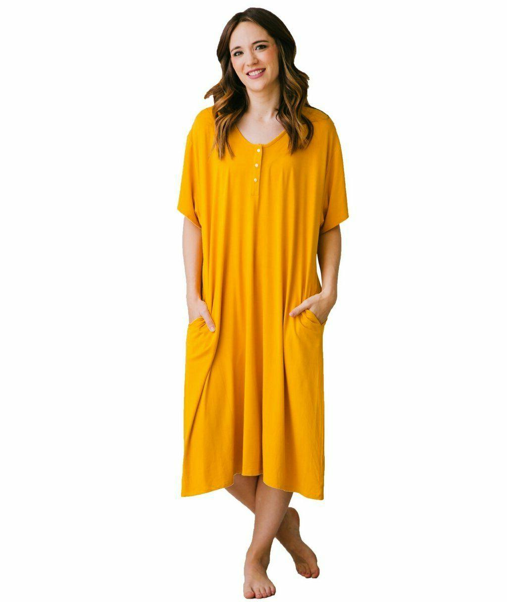 Undercover House 24-7 Maternity Nightgown NEW!