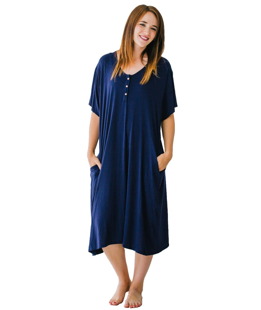 Undercover Mama Dress 24-7 Nightgown
