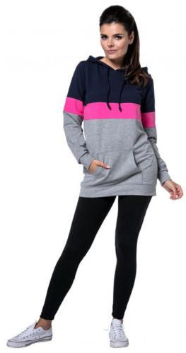 US Maternity Clothes Tops Hoodies Nursing Fashion