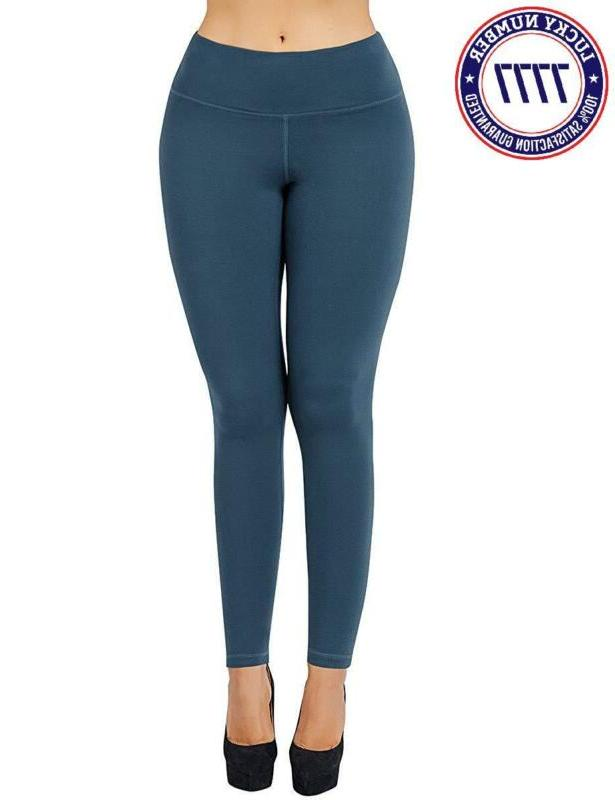 Larace Women Yoga Waist Leggings
