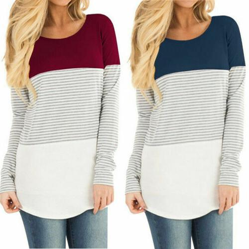 Women Long Nursing Tops