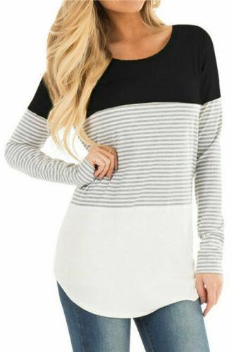 Maternity T-shirt Nursing Tops