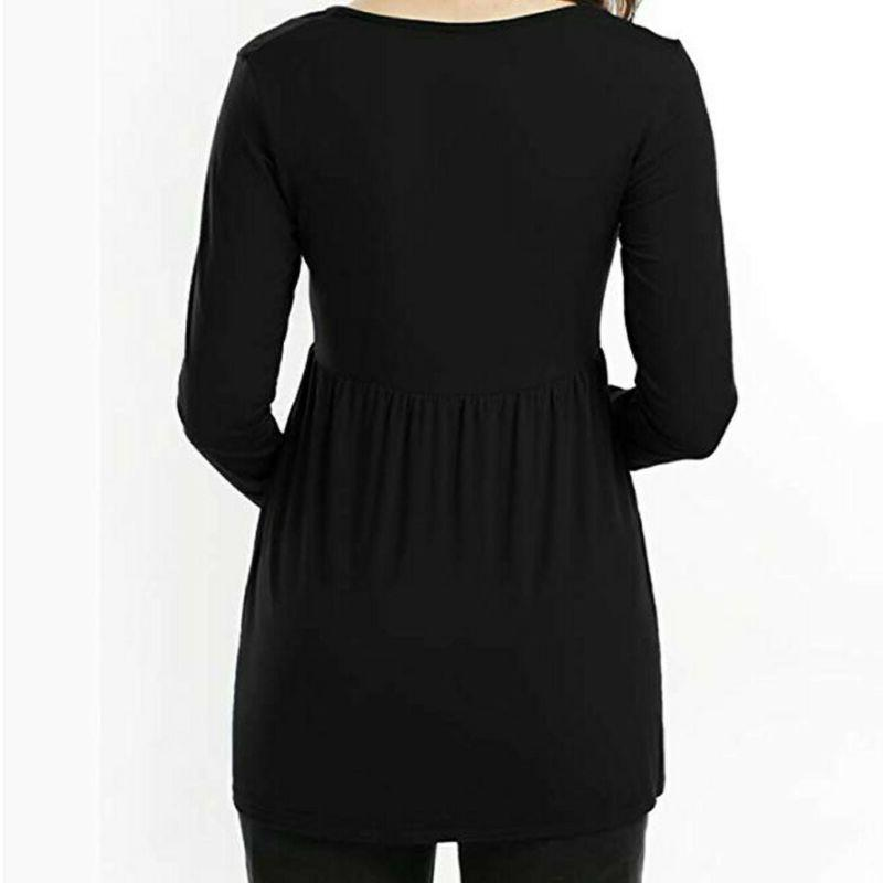 Women Maternity Clothes Sleeve Casual
