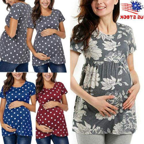 women s maternity clothes tops tee short
