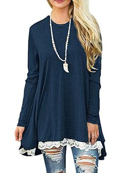 lace long sleeve a line