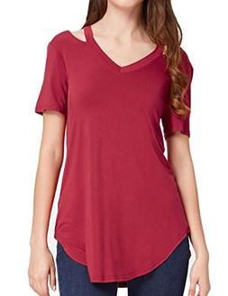 Lightweight Casual Juniors Tops Tunic Tops Base Layer