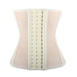 Lover-Beauty Breathable Corset Waist Slimming Shapewear Body