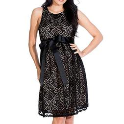 Nat Terry Women Maternity Dresses, Casual Lace High Waist Sl