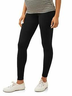 RUMOR HAS IT Maternity Over The Belly Super Soft Support Leg