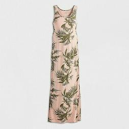 Maternity Printed Sleeveless Essential Knit Dress - Isabel M