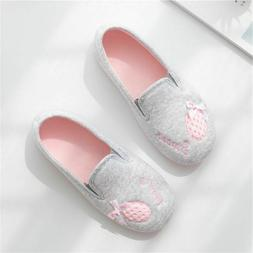 Maternity Slippers Thick Base Woods Floor Household Shoes In