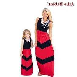 Maxi mommy and me dresses