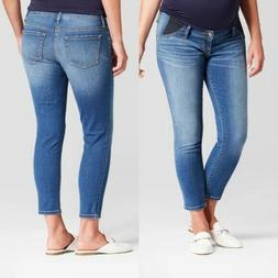 *New* Isabel Maternity for Target Size 18 Inset Panel Blue S