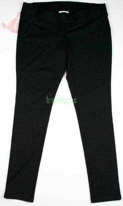 New Maternity Clothes Leggings Black Under Belly Ponte Pants