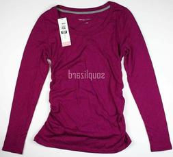 New NWT Women's Maternity Clothes Top Long Sleeve Shirt Tee