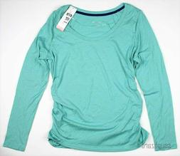 New NWT Women's Maternity Clothes Top Long Sleeve Shirt Liz