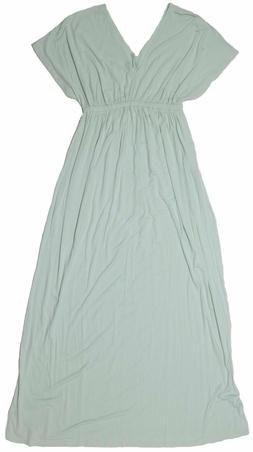 New Women's Maternity Clothes Target Maxi Dress Summer NWT S