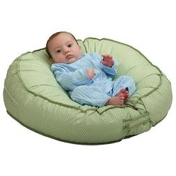 Leachco Podster Sling-Style Infant Seat Lounger, Sage Pin Do