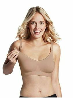 BRAVADO! DESIGNS Women's Body Silk Seamless Nursing Maternit