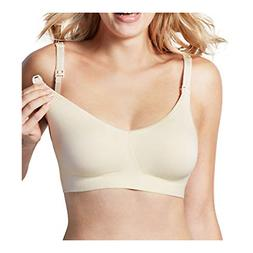 Bravado! Designs Women's Body Silk Seamless Nursing Bra, Ivo